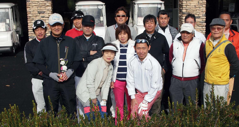 ごはん亭Pakupaku20周年もとい21周年ゴルフコンペinベルナティオゴルフコース