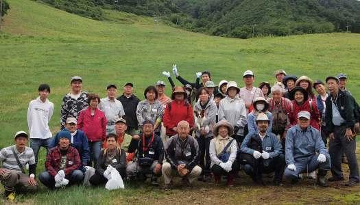 毎年恒例☆山菜採り