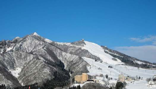 12/22(金)岩原スキー場オープン決定